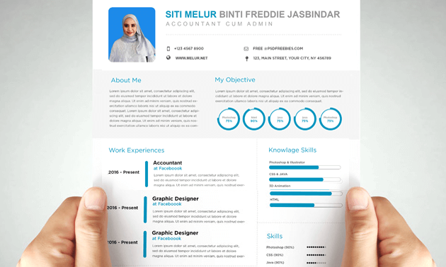Post image for 149 Contoh Resume Terbaik Mohon Kerja [Download & Edit Word]